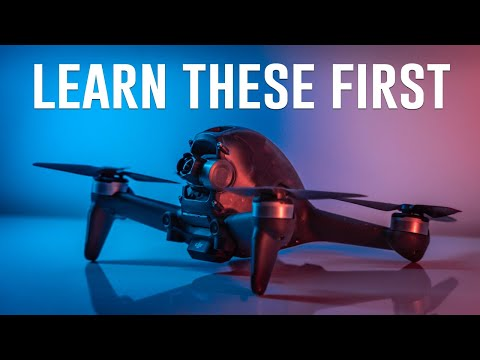DJI FPV Drone - 5 MOVES TO MASTER!