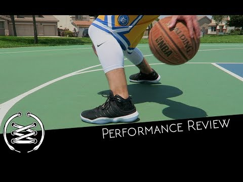 new styles 390e9 2a474 Jordan Super.Fly 2017 Performance Review - YouTube