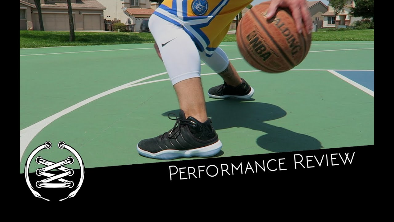 Jordan Super.Fly 2017 Performance Review
