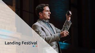 Christian Schaffner on the latest Quantum Computing advancements | Landing Festival Berlin 2019