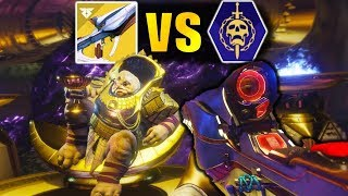 Destiny 2: POLARIS LANCE vs Leviathan Raid!