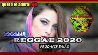 DG-MELÔ DE QUERO TE ADORAR_ REGGAE GOSPEL 2020 (prod NCS BAIÃO)