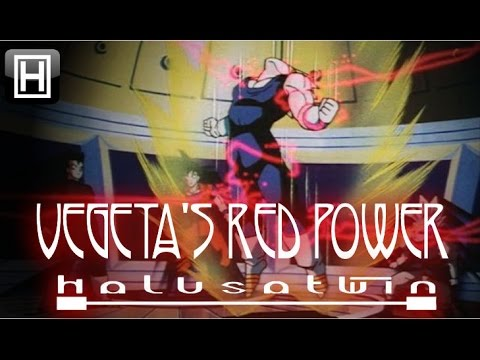 DBZ: Vegeta's Red Power (Destructive MiX) - HalusaTwin