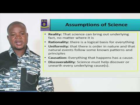 PSYC 101: SESSION 3 : METHODS OF ACQUIRING KNOWLEDGE
