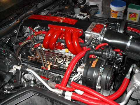 1987 Corvette New 350ci 400hp 0001 Wmv Youtube