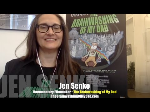 Was Jen Senko's dad a victim of right-wing Brainwashing? INTERVIEW