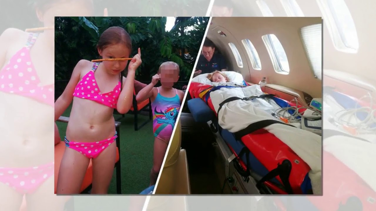 Girl, 9, permanently scarred after electric shock in hotel swimming pool
