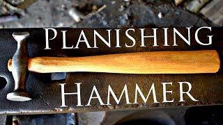 Restoration - Antique Planishing Hammer