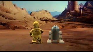 Мультфильм,Игра Звездные войны Star wars эпизод 5 Империя наносит ответный удар часть 26 Lego Лего