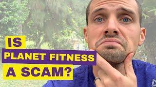 VAN LIFERS: WATCH BEFORE JOINING PLANET FITNESS | Van life gym membership nightmare