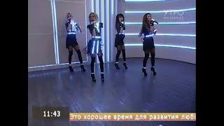 """Красочное шоу и танцевальная музыка от группы """"Мечты"""""""