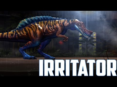 IRRATATOR - Level 40 - Jurassic World The Game