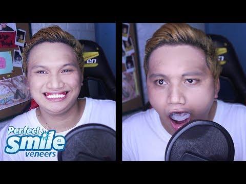 PERFECT SMILE VENEERS Product review (Nalunok ko pucha!)