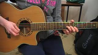 The Cranberries - Zombie - Fingerstyle Guitar Cover.