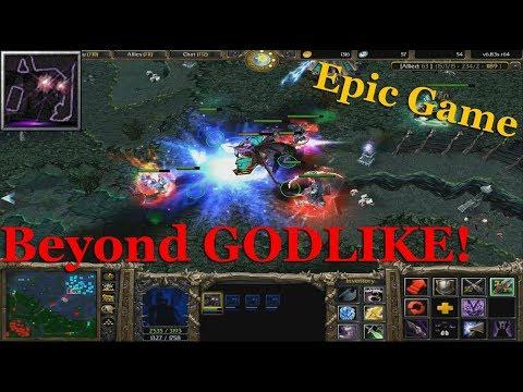 DotA 6.83 - Spectre Beyond GODLIKE! (REVENGE EPIC GAME)