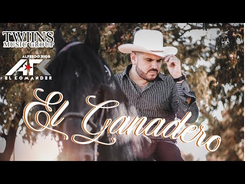 Descargar MP3 El Komander -  El Ganadero (Video lyric) Twiins Music Group