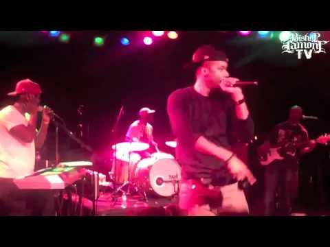 Bishop Lamont - Black Milk with Bishop Lamont Live @ The Roxy Hollywood