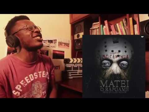 2 CONTRA1 -#ANÁLISE #REACÇÃO-Francis MC Cabinda – Matei o RapGame