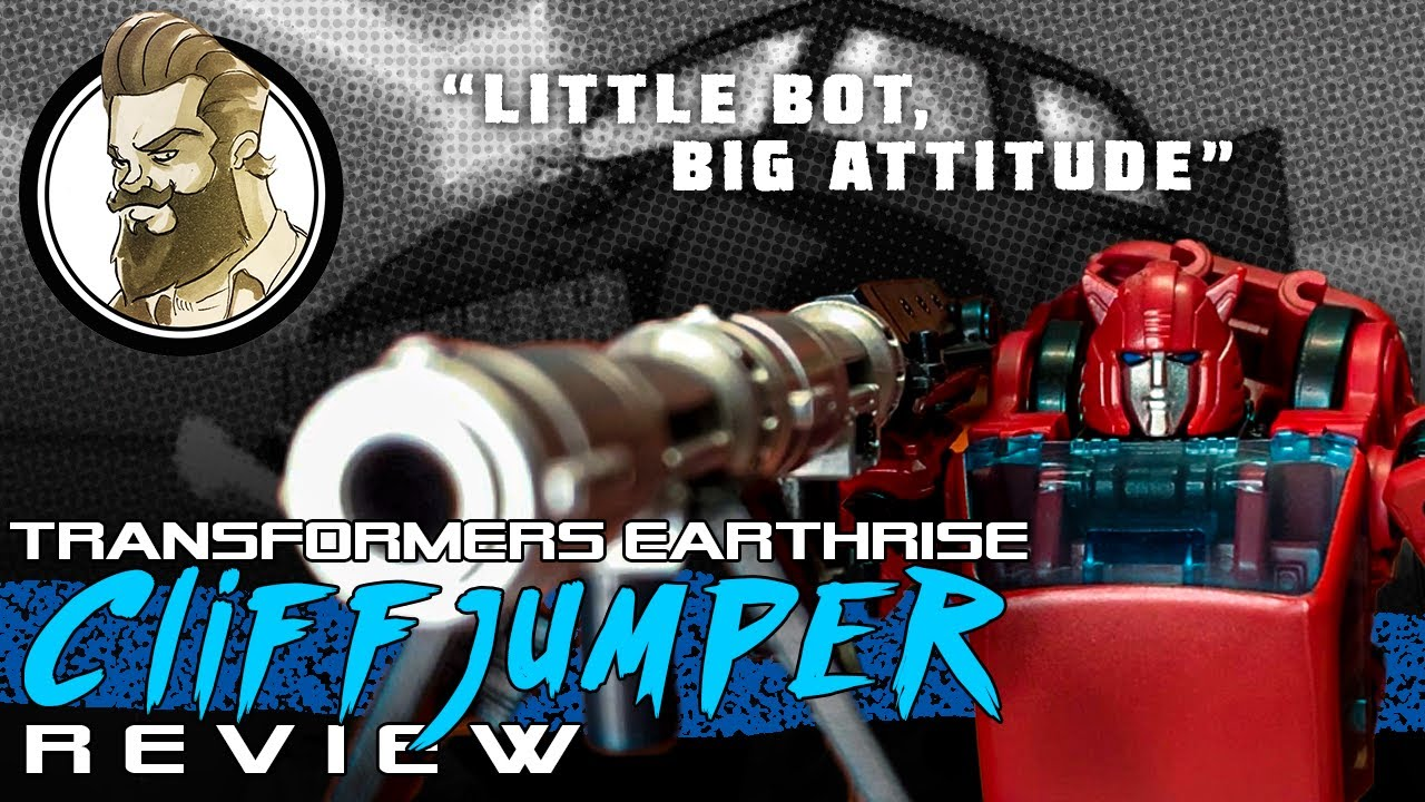 Earthrise Clffjumper - I can't believe I almost didn't pick him up Review By Ham Man