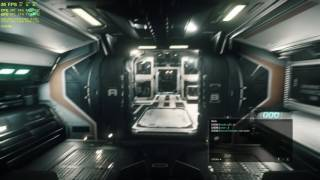 Star Citizen PTU 2.5.0f   Constellation Andromeda tour and test drive