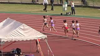 2018 関西学生陸上競技種目別選手権大会 女子800m決勝 2018.10.19 於:...