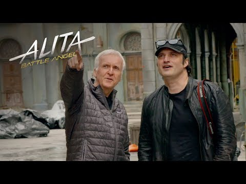 Alita: Battle Angel  Behind the s with James Cameron and Robert Rodriguez  20th Century FOX