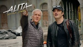 Behind the Scenes with James Cameron and Robert Rodriguez