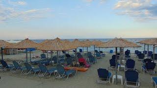 Leptokarija - od plazu do Villa Erato