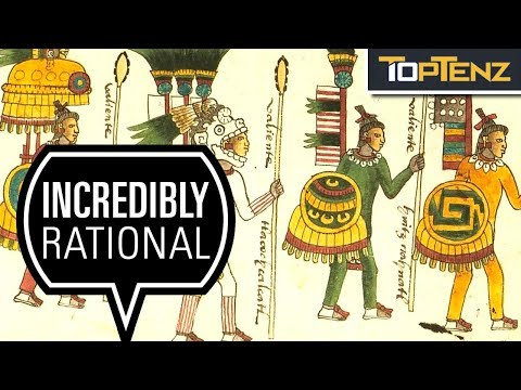 10 Amazing Facts About the Aztecs
