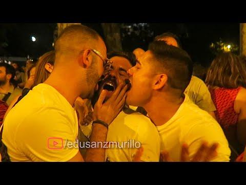 LOCURA En ORGULLO GAY LGTBI MADRID 2019 (pedida Incluida) Pride - Curioso De Todo | Edusanzmurillo