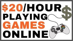 Online Games That Pay Real Money | 5 WEBSITE TO START FOR FREE *2020 UPDATED!*