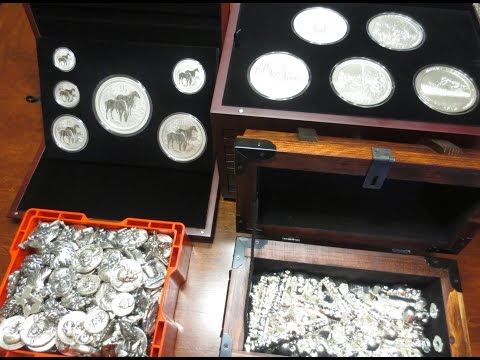 My Silver Profits - Stacking Strategy & how it has Changed!