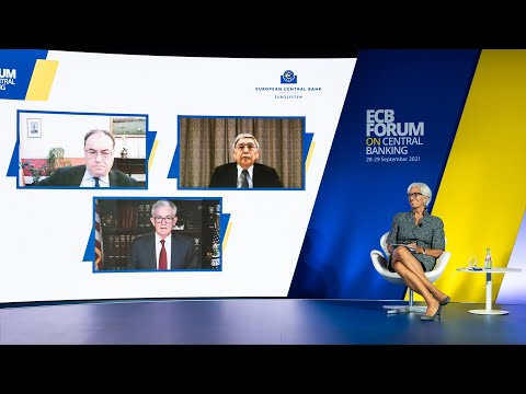 ECB Forum on Central Banking 2021: Part 8 - Policy Panel