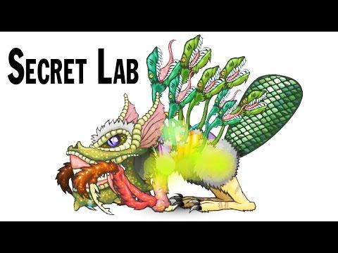 Mutant Fight Cup 2 - Secret Lab #1 | Eftsei Gaming