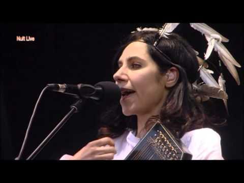 pj harvey - live - 2011