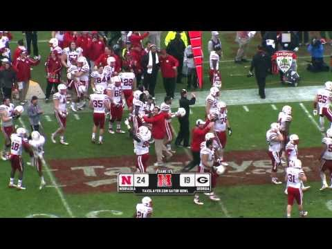 NSIDE Nebraska Football TaxSlayer.com Gator Bowl Highlights