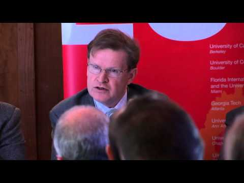 """""""The Future of the Euro"""" Conference - Political Union Panel: Harold James"""