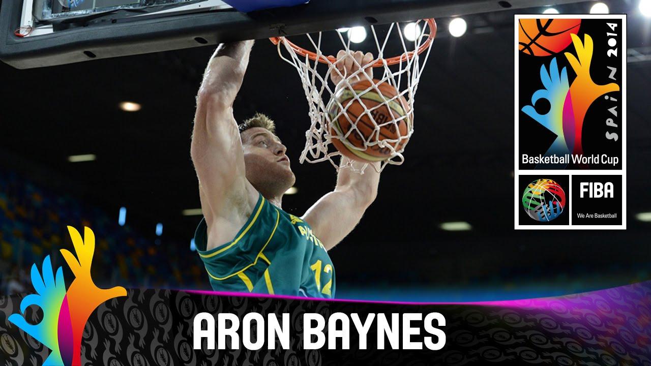 Aron Baynes - Best Player (Australia)