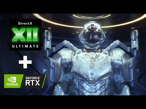 DirectX 12 Ultimate on GeForce RTX