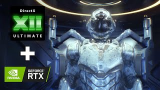 DirectX 12 Ultimate on GeForce RTX