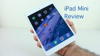 iPad Mini Review   16GB White and Silver