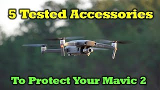 Top 5 Tested Accessories For Your Mavic 2 Quad
