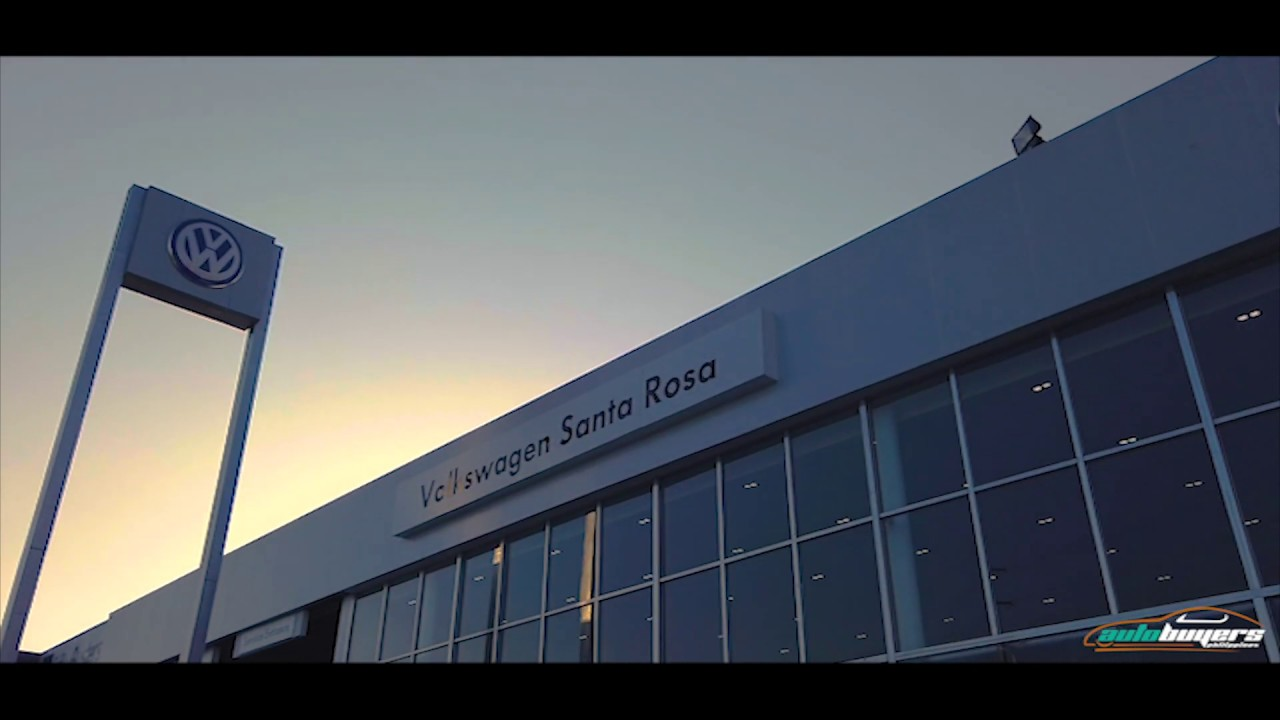 August 16, 2019 Volkswagen  Santa Rosa Inauguration.