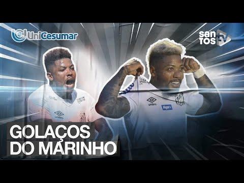 QUAL O GOL MAIS BONITO DO MARINHO? | TOP UNICESUMAR 10