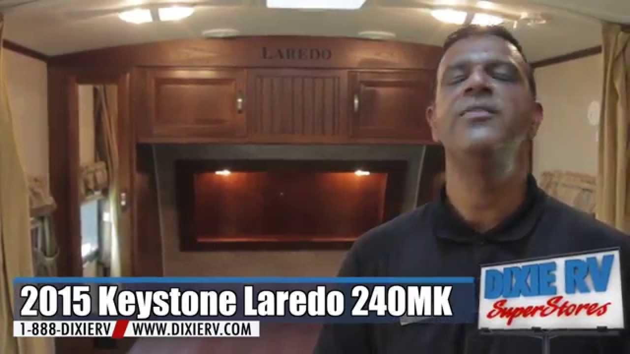 2015 keystone laredo 240 mk for sale at dixie rv in hammond