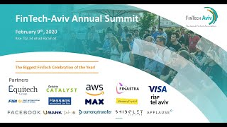 FinTech-Aviv Annual Summit 2020