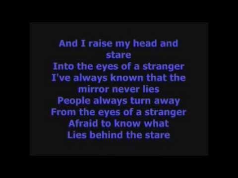 Queensryche Eyes Of A Stranger - Lyrics