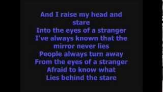 Queensryche Eyes Of A Stranger - Lyrics