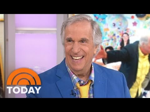 Henry Winkler Plays Russian Roulette (But With Wasabi) On New Show | TODAY