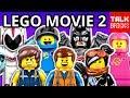 LEGO MOVIE 2 SETS REVEALED! 19 NEW SETS! Official Pictures & Full Breakdown! Unikitty! Sweet Mayhem!